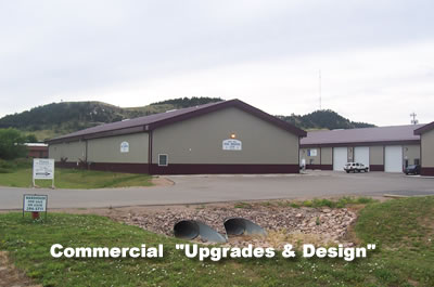 Commercial - Upgrades & Design